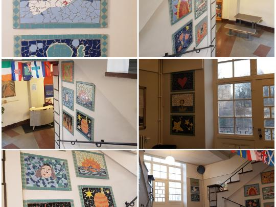 8th Grade Mosaic Collection