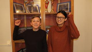 Swedish Prize for IES Students